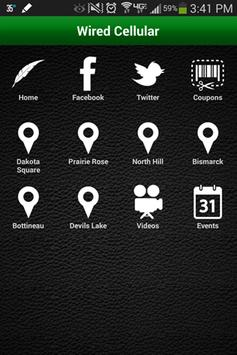 Wired Cellular screenshot 1