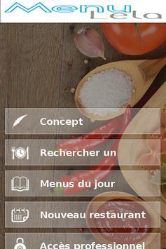 Menulela apk screenshot