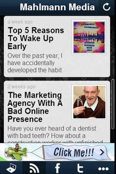 Mahlmann Media apk screenshot