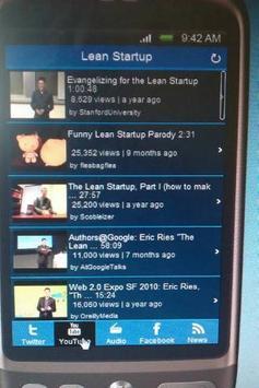 Lean Startup apk screenshot