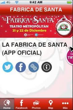 LA FABRICA DE SANTA poster