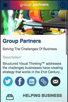 Group Partners poster