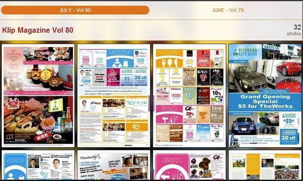 Klip Page apk screenshot