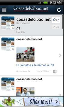 Cosasdelcibao.net poster