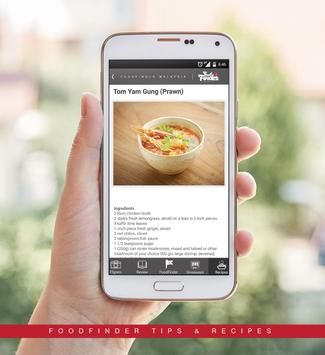 FoodFinder.My apk screenshot