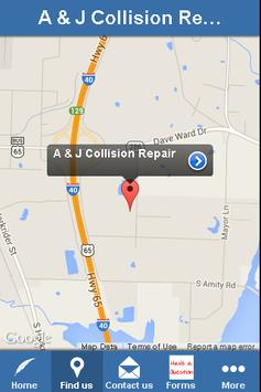 A & J Collision Repair apk screenshot