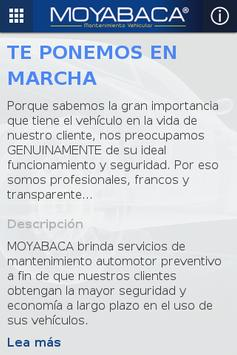 MOYABACA poster