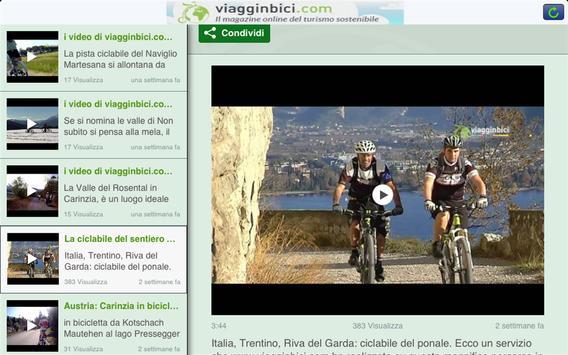viagginbici screenshot 3