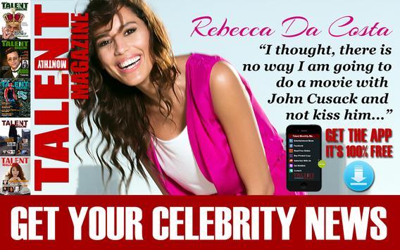 Talent Monthly Magazine apk screenshot