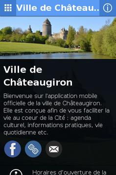 Châteaugiron poster
