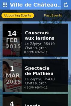 Châteaugiron screenshot 1