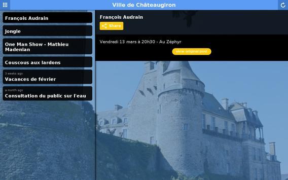 Châteaugiron screenshot 2