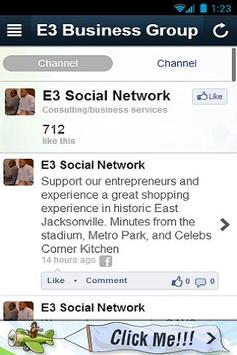E3 Mobile screenshot 1