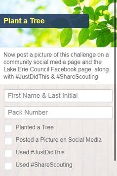 Challenge 30 apk screenshot