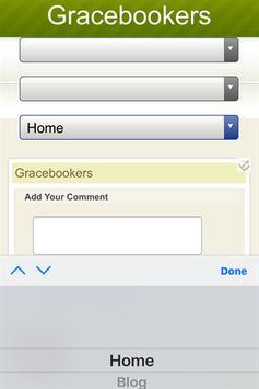 Gracebookers screenshot 1