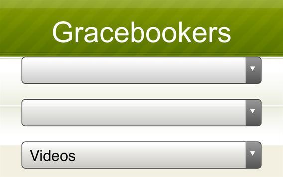 Gracebookers screenshot 2