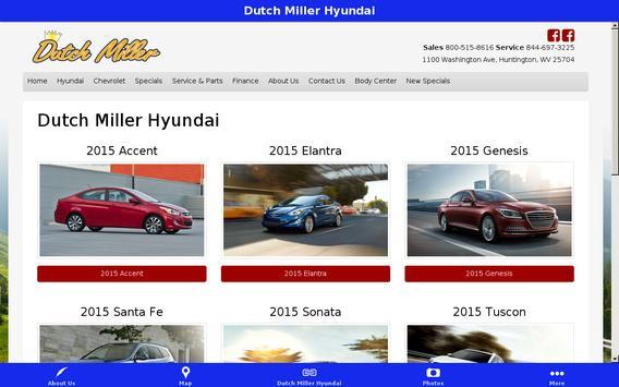Dutch Miller Hyundai screenshot 4