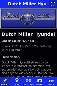 Dutch Miller Hyundai poster