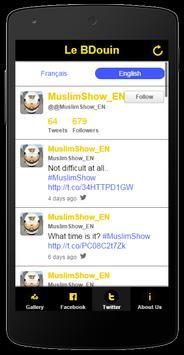 Le BDouin (Muslim'Show) apk screenshot