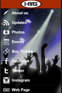 HTG Events poster