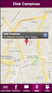 Disk Campinas apk screenshot