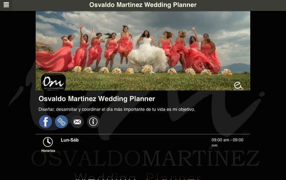 Osvaldo Martinez Planner screenshot 3