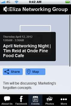 MtEliza Networking Group apk screenshot