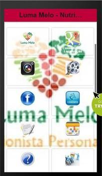 Luma Melo Nutricionista poster