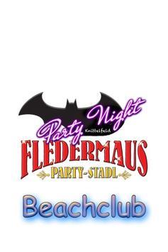 Fledermaus KNITTELFELD poster