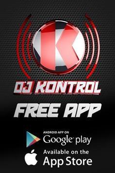 DJ. Kontrol poster