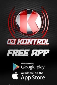 DJ. Kontrol screenshot 1