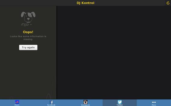 DJ. Kontrol screenshot 3