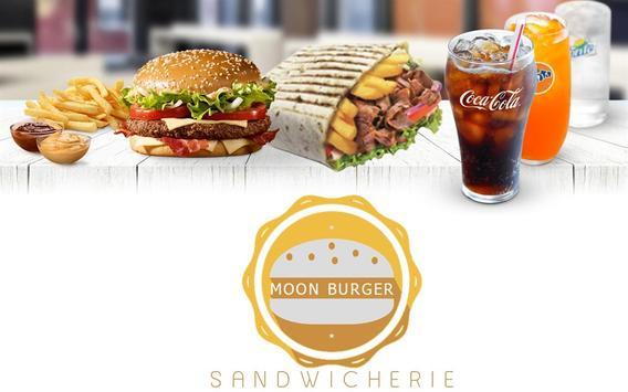 Moon Burger Sandwicherie apk screenshot