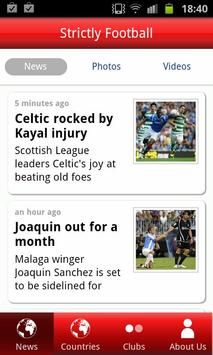 Strictly Football screenshot 3