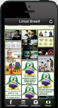 Linux Brasil poster