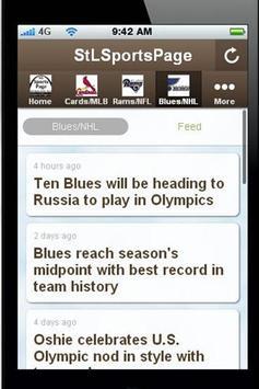 StLSportsPage.com apk screenshot