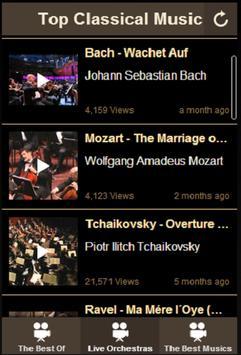Top Classical Music screenshot 1