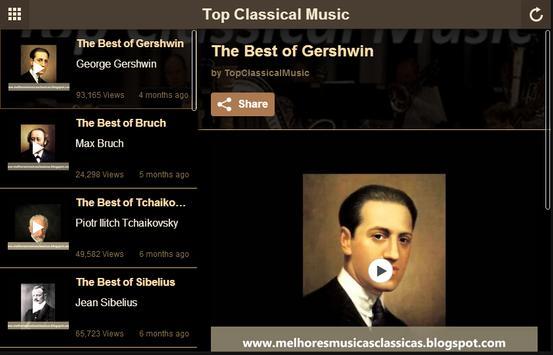Top Classical Music screenshot 3