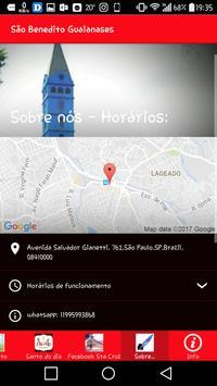 São Benedito Guaianases apk screenshot