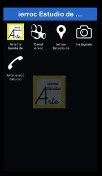 Arte!  ierroc Estudio screenshot 1