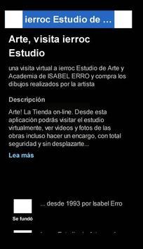 Arte!  ierroc Estudio screenshot 2