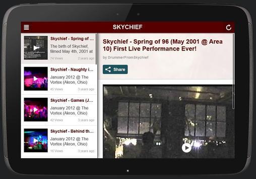 SKYCHIEF screenshot 10