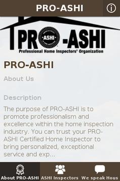 PRO-ASHI poster