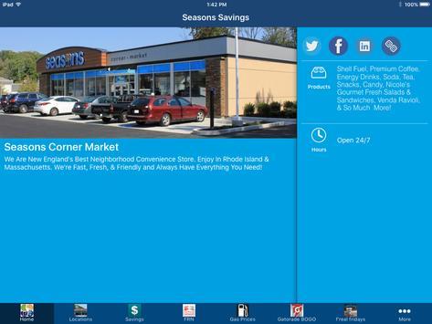 Seasons Corner Market screenshot 3