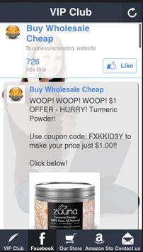 Secret Amazon Coupon Codes apk screenshot