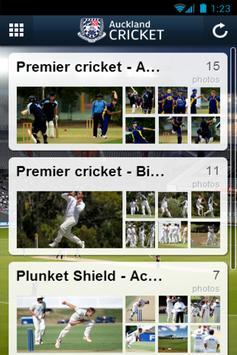 Auckland Cricket apk screenshot