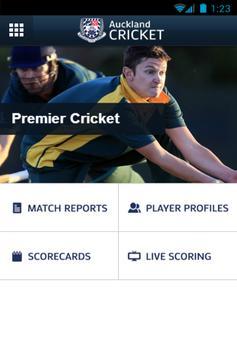 Auckland Cricket screenshot 2
