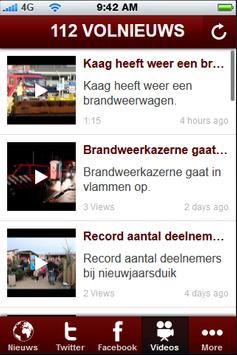 112 VOLnieuws screenshot 3