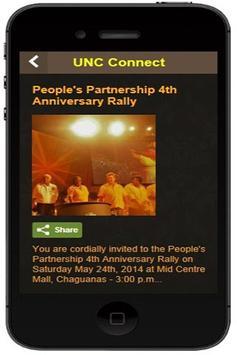 UNC Connect apk screenshot