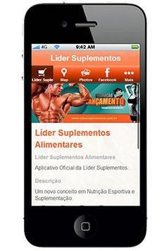 Líder Suplementos screenshot 2